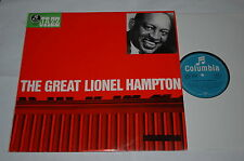 LP/THE GREAT LIONEL HAMPTON/JAZZ Columbia C 83405