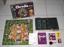 CLUEDO DVD Tv Games – Ed Hasbro 2006 PERFETTO ITA Clue