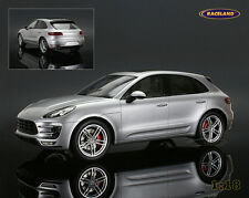 Porsche Macan turbo 2014, Spark 1:18, 18s171, New, embalaje original