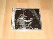 ZONE OF ENDERS THE 2ND RUNNER BY KONAMI ORIG.GAME SOUNDTRACK NEW FACTORY SEALED