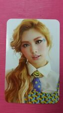 ORANGE CARAMEL NANA Official Photo Card 2nd LIPSTICK AFTER SCHOOL Photocard 나나