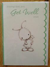 Get Well Better Soon Blank Greeting Note Card *NEW* (240)