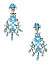 Valentino rockstud chandelier clip on earrings NWT & box Italy 100% auth $645