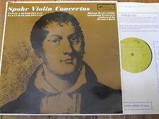 OL 278 Spohr Violin Concertos Nos. 8 & 9 / Bress Y/G