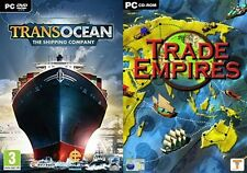 transocean & trade empires  new&sealed