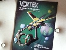 VORTEX The Science Fiction Fantasy Monthly #2 Michael Moorcock - 1976