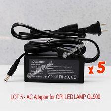 LOT 5 - AC Adapter Power Supply for PMW280200 OPI Studio LED Lamp Light GL900