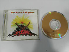 BOB MARLEY & THE WAILERS UPRISING CD 2001 ISLAND