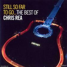 CHRIS REA ( NEW 2 CD SET ) STILL SO FAR TO GO THE VERY BEST OF / GREATEST HITS