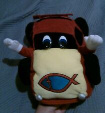 """In The Race with Jesus Road Rally 2000 Honking Car Puppet Hebrews 12:1 14"""""""