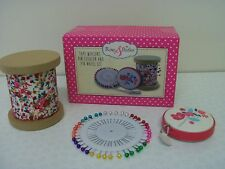 Sewing Kit Rose & Butler 3 items boxed NEW