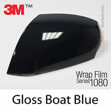 20x30cm FILM Gloss Boat Blue 3M 1080 G127 Vinyle COVERING Car Wrap Wrapping