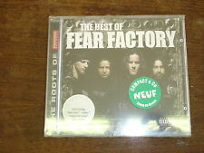 FEAR FACTORY The best of CD NEUF