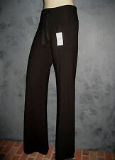 Claire Pettibone Pant Yoga Loungewear Bleu Clair Soft Black Chic M NWT WEEKENDS