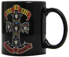 GUNS 'N' ROSES APPETITE FOR DESTRUCTION MUG BECHER TASSE, NEU, OFF. FANARTIKEL!