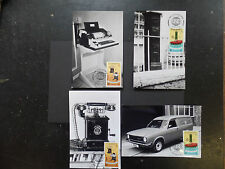 Guernsey 1979 Europa Communications Maximum Cards