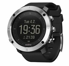Suunto Traverse Black GPS Navigation Outdoor Hiking Watch SS021843000