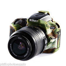 easyCover Armor Camouflage Protective Skin for Nikon D5500 ->Free US Shipping!