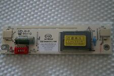 "INVERTER BOARD LK-IN220201A FOR 18.5"" TECHNIKA 185/55G LCD19-229 LCD COMBO TV"