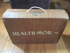 VINTAGE 1960's HEALTH-MOR ACCESSORY KIT HAIR DRYER Sudser Brush