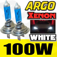 H7 100W XENON SUPER WHITE 499 HID HEADLIGHT BULBS YAMAHA YZF-R1 1000 (RN121)