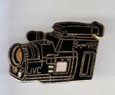 RARE PINS PIN'S .. TV RADIO PRESSE  PHOTO CAMERA JVC ~5A