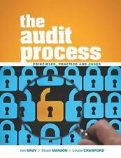 The Audit Process: Principles, Practice and Cases by Stuart Manson, Iain...