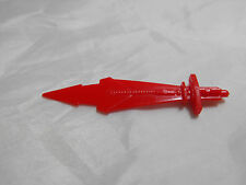 TRANSFORMERS GENERATION 1, G1 AUTOBOT PARTS DINOBOT SNARL SWORD