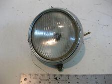 67 68 69 HONDA CL90 CL 90 SCRAMBLER VINTAGE HEADLIGHT LAMP CHROME RING
