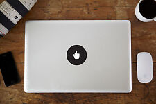 "Dando il dito Adesivo Decalcomania per Apple MacBook Air / Pro Notebook 12 "" 13"" 15 """