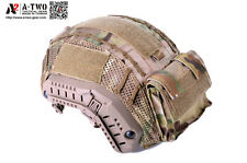 A-TWO ∥ Maritime Helmet Counterweight/ Battery Pouch ∥ Multicam