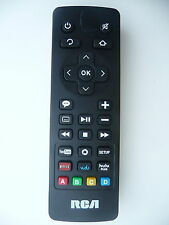 RCA DSB872WR WIFI STREAMING REMOTE CONTROL YOUTUBE NETFLIX VUDU HULU PLUS