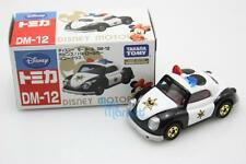 Tomica Takara Tomy Disney Motors DM-12 Poppins Cop Minnie Japan Diecast Toy Car