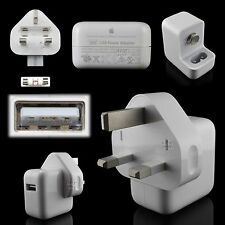 Genuine Apple 10W Charger Plug Head For iPad 1 2 Mini iphone 3 4 5 6plus