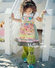 Matilda Jane SOLD OUT Shasta Knot Dress House of Clouds size 2