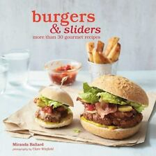 Burgers & Sliders-ExLibrary