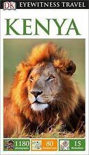 DK Eyewitness Travel Guide: Kenya by Dorling Kindersley Publishing Staff...