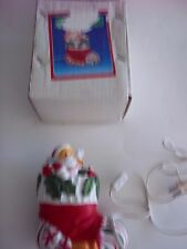 Lighted Kitten in Boot Christmas Decoration