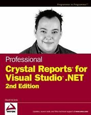 Professional Crystal Reports for Visual Studio .NET, 2nd Edition-ExLibrary