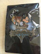 Kingdom Hearts 2.5 Remix Edición Limitada Insignia Pin de Disney Square Enix Coleccionistas
