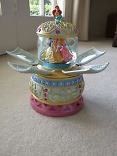 RARE Disney Princesses Music Box