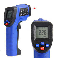 ColeMeter Infrared Non-Contact Laser Thermometer Temp Tester Gun Pyrometer New