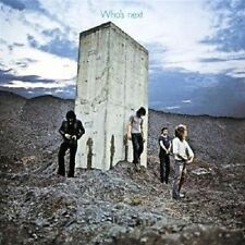 "THE WHO ""WHO´S NEXT"" CD NEUWARE"