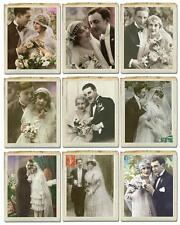 New 9 Vintage Wedding Belles Images Ideal for Toppers/ Embellishments