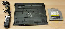 Lenovo ThinkPad X200 X201 UltraBase Docking Station Combo DRIVE AC IBM 44C0554