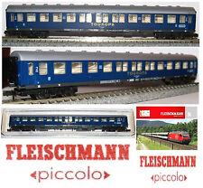 FLEISCHMANN 8115 VINTAGE CARROZZA PASSEGGERI 2a VIAGGI LUSSO TOUROPA BOX SCALA-N