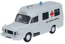 Oxford 1/76 DIECAST 76BED006 Bedford J1 Ambulance Army Medical Services