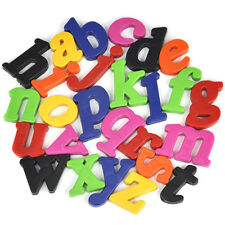 52 X Lower/Upper Alphabet Fridge Magnet Educational Study Toy For Kids Baby Gift