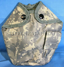 Military Style 1QT ACU Digital 1 QUART CANTEEN COVER POUCH Fleece Lined NEW