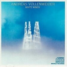 CD SALE! ~ ANDREAS VOLLENWEiDER ~ WHITE WINDS ~ HIS BEST CD BY FAR